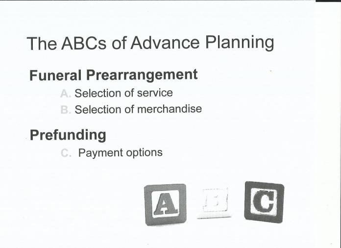 ABCs of advance 06.13.19