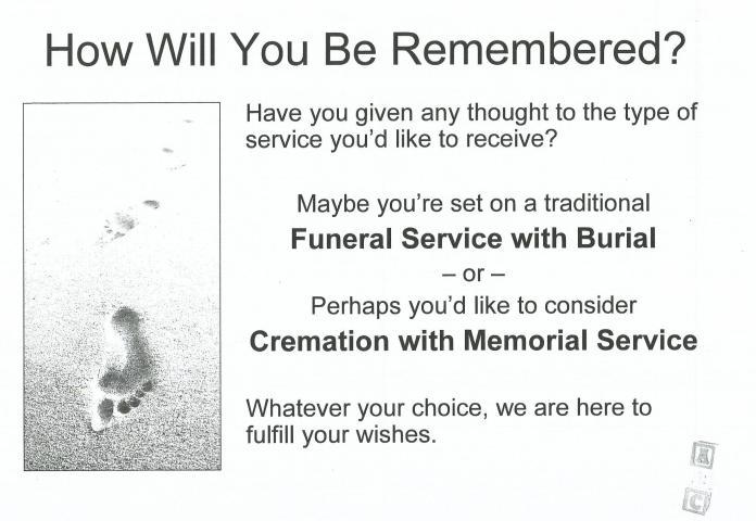 B remembered 06.11.19
