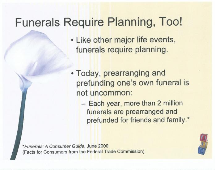 Funerals pre-plan 06.11.19